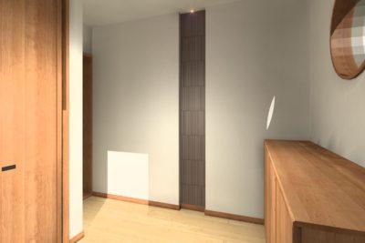 玄関ホールインテリア 不採用案 W300